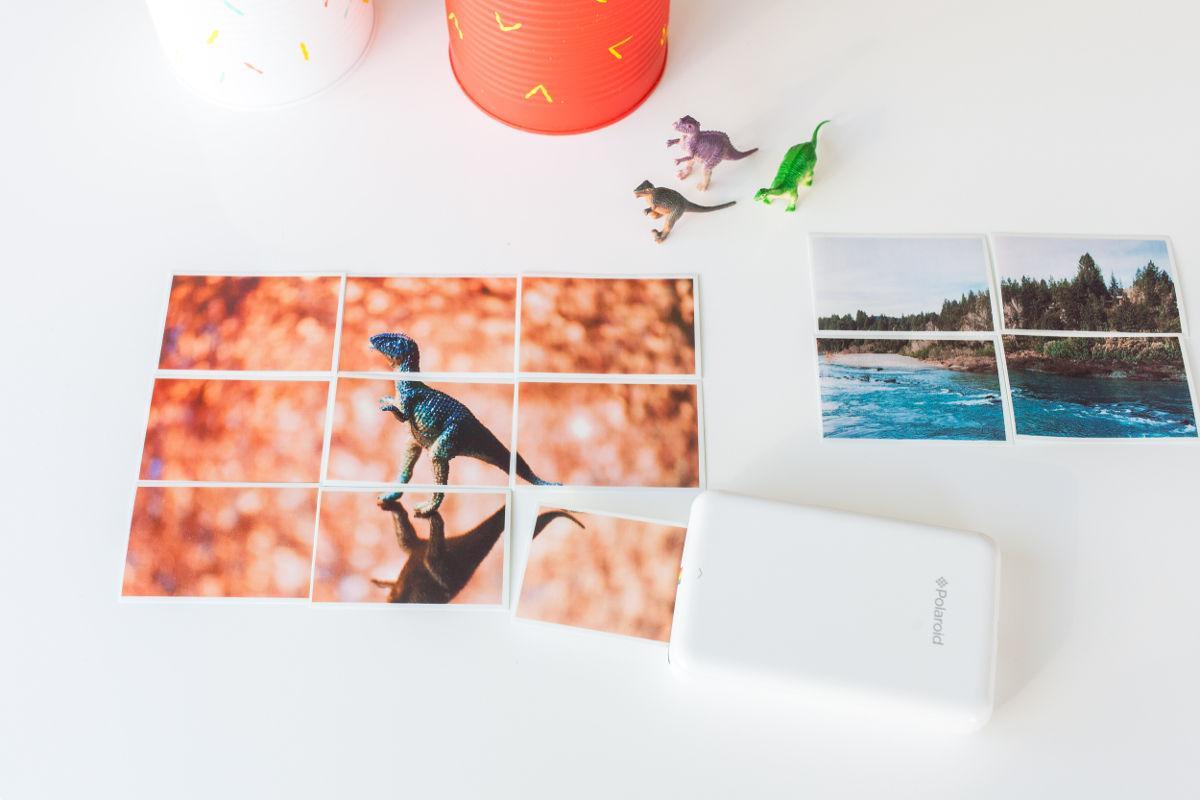 """... プリンター""""Polaroid Zip"""" - 未来"""